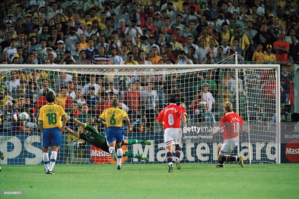 Image result for rekdal penalty brazil