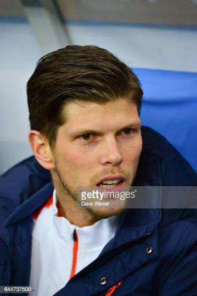 Klaas Jan HUNTELAAR France / Pays Bas match amical Photo Dave Winter / Icon Sport