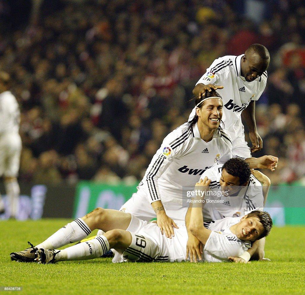 Athletic Bilbao v Real Madrid La Liga s and
