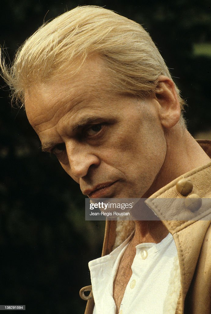 <a gi-track='captionPersonalityLinkClicked' href=/galleries/search?phrase=Klaus+Kinski&family=editorial&specificpeople=926822 ng-click='$event.stopPropagation()'>Klaus Kinski</a> (1926-1991), German actor, 1979.