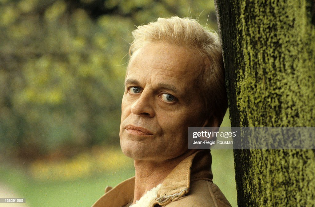 Klaus Kinski (1926-1991), German actor, 1979.