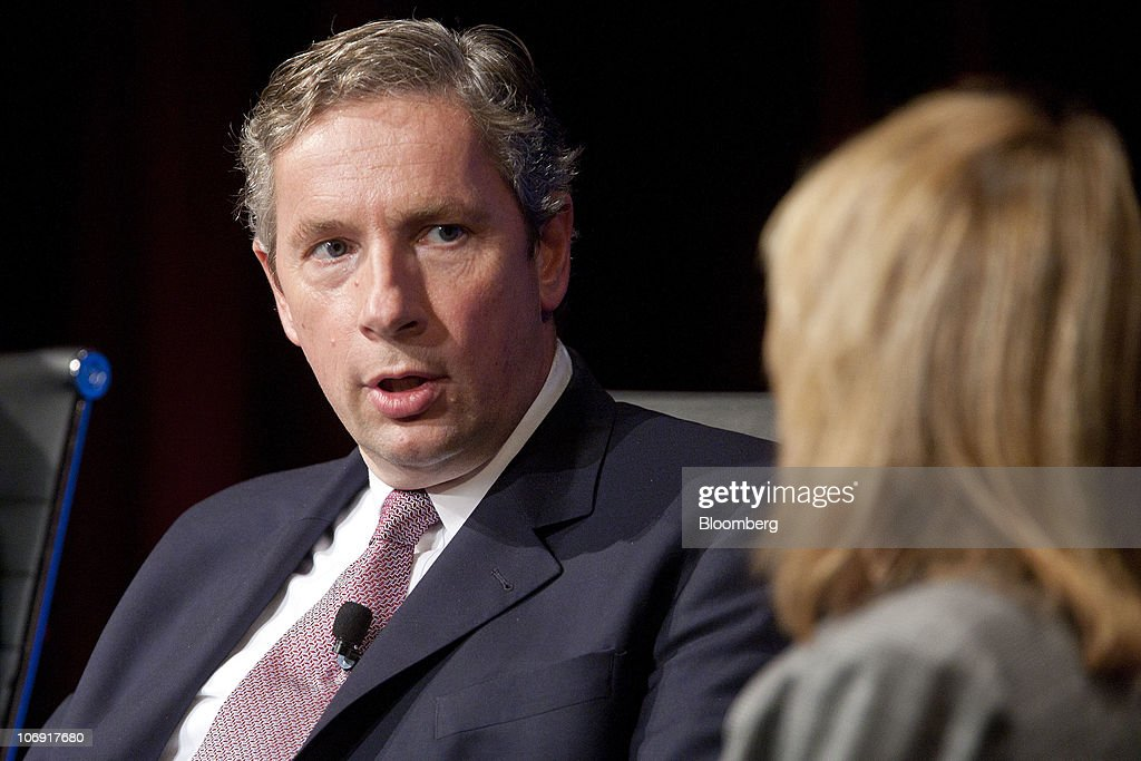 Treasury Secretary Geithner Attends Wall Street Journal CEO Council Meeting