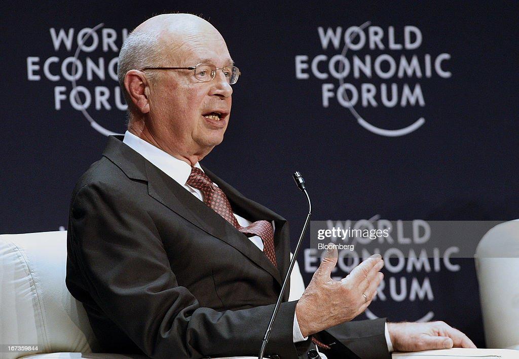Key Speakers At The World Economic Forum on Latin America