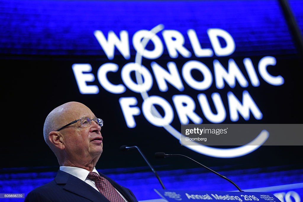 Opening Day Of The World Economic Forum  2016