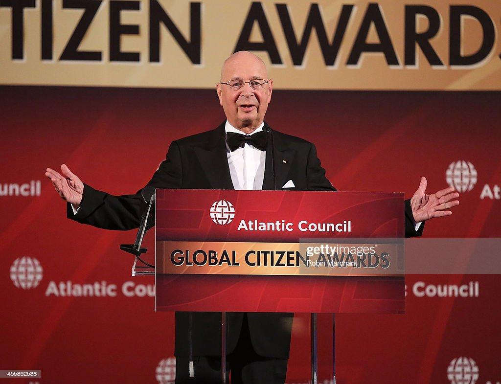 2014 Atlantic Council's Global Citizen Awards
