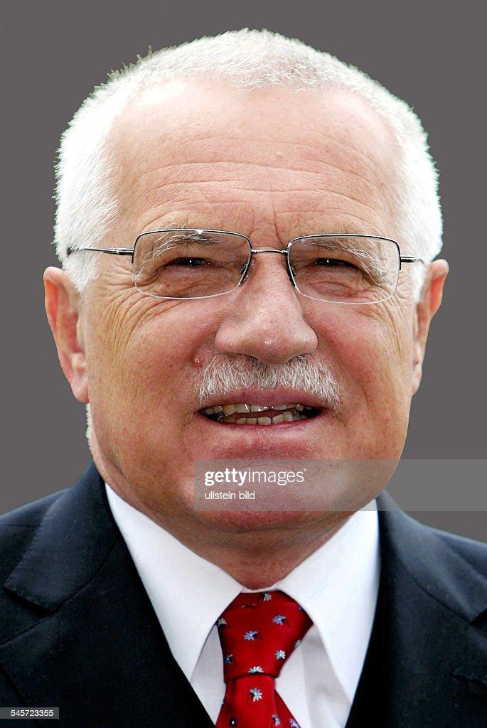 Klaus Vaclav Politician Czech Republic President