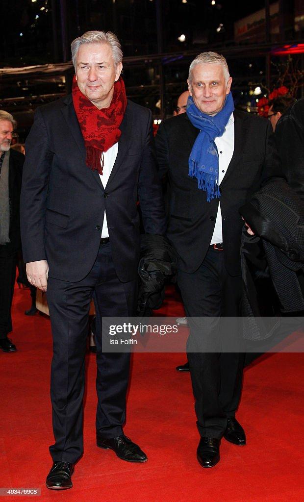 Closing Ceremony Red Carpet Arrivals - 65th Berlinale International Film Festival