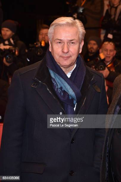 Klaus Wowereit attends the 'Django' premiere during the 67th Berlinale International Film Festival Berlin at Berlinale Palace on February 9 2017 in...