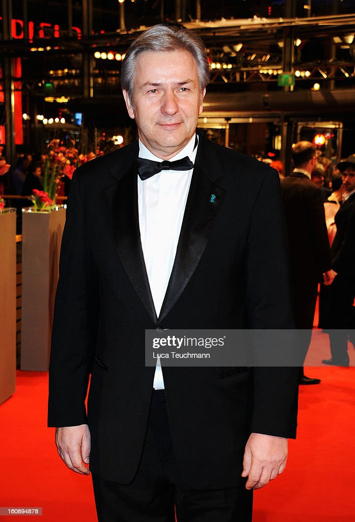 Klaus Wowereit attends 'The Grandmaster' Premiere during the 63rd Berlinale International Film Festival at Berlinale Palast on February 7, 2013 in Berlin, Germany.