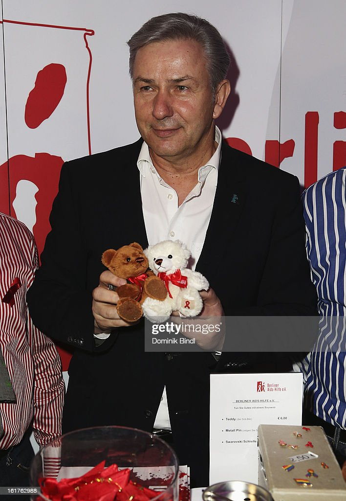 Klaus Wowereit attends the Teddy Award during the 63rd Berlinale International Film Festival at Station Berlin on February 15, 2013 in Berlin, Germany.