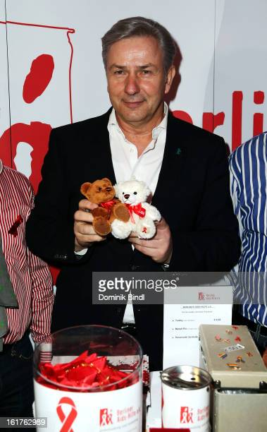 Klaus Wowereit attends the Teddy Award during the 63rd Berlinale International Film Festival at Station Berlin on February 15 2013 in Berlin Germany
