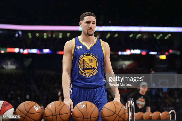 klay-thompson-of-the-golden-state-warriors-competes-in-the-2017-jbl-picture-id642908326