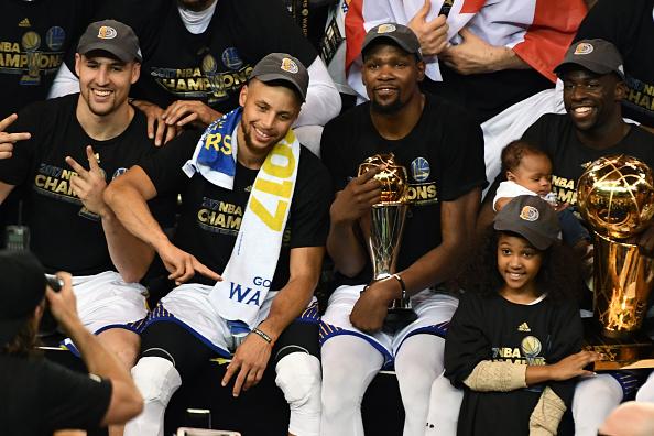 2017 NBA Finals - Game Five : News Photo