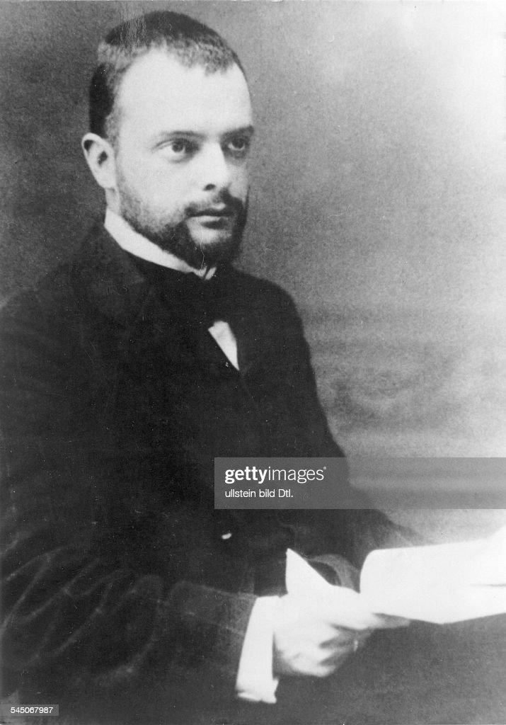Klee, Paul *18.12.1879-+Maler, Grafiker, D- Portrait- 1911
