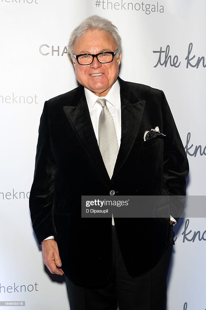 Kleinfeld Bridal co-owner Ronald Rothstein attends The Knot Gala at the New York Public Library - Astor Hall on October 14, 2013 in New York City.