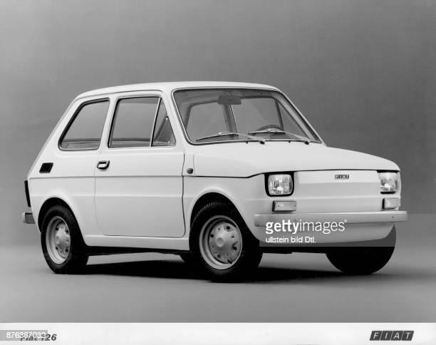 Kleinwagen Fiat 126 1973