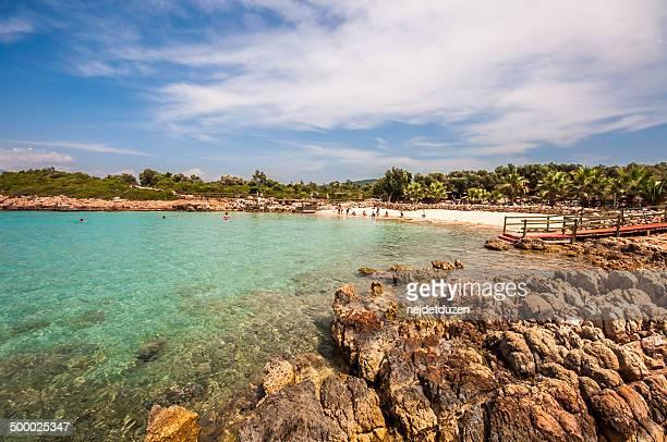 Kleopatra Beach, Sedir Island