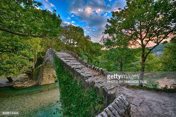 Klidhonia's stone bridge 3