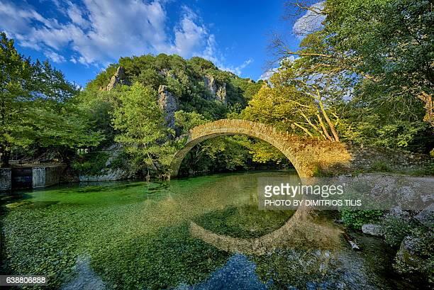 Klidhonia's stone bridge