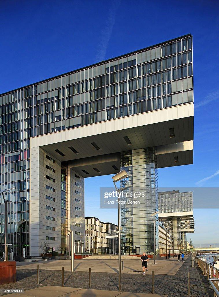 Modern Architecture Germany kln rheinauhafen modern architecture germany stock photo | getty