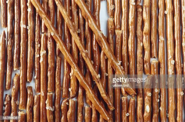 Knabbergebäck mit Salzstückchen