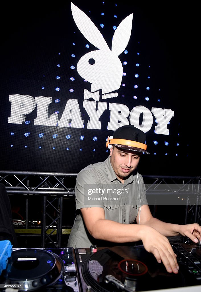 Knick Knack performs during the Playboy Party at the W Scottsdale During Super Bowl Weekend on January 30 2015 in Scottsdale AZ
