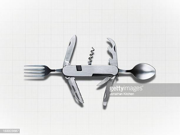 Knife and fork Multi Tool