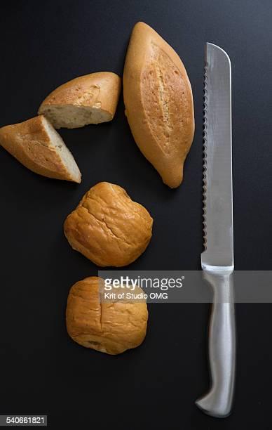 Knife bread