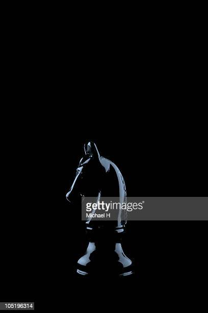 Knight chess piece