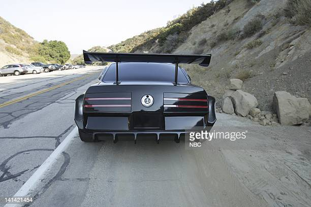 RIDER 'Knight Fever' Episode 102 Pictured KITT Photo By Byron Cohen/NBCU Photo Bank