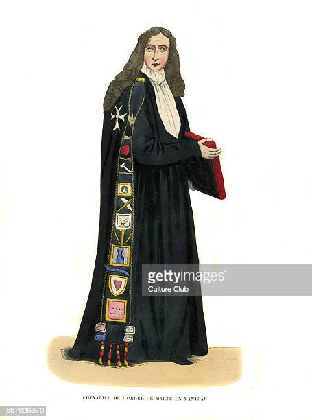 Knight of the Grand Cross of Malta / Chevalier grandcroix de lordre de Malte Knights Hospitaller founded in Jerusalem c 1080 to provide care for poor...