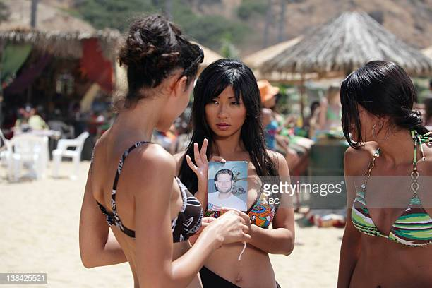 'Knight of the Iguana' Episode 105 Pictured Anna Roberts as Local Girl Smith Cho as Zoe Chae Debbi Larkins as Local Girl