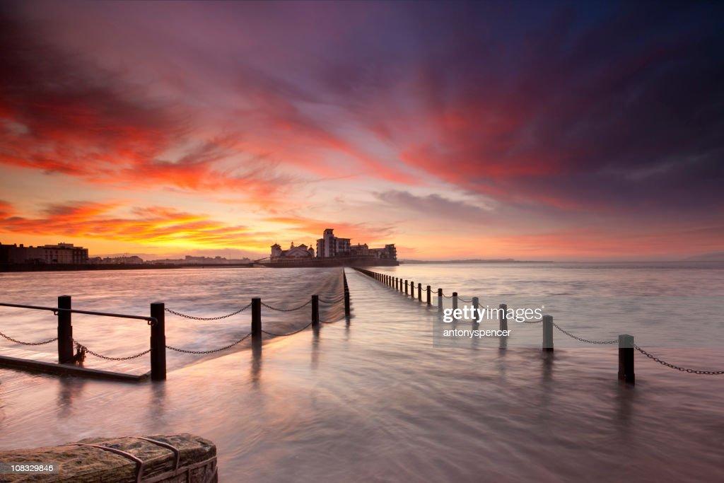 Knightsone Island : Stock Photo