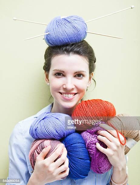 Knitting fanatic