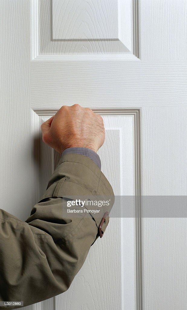 Knocking on Door