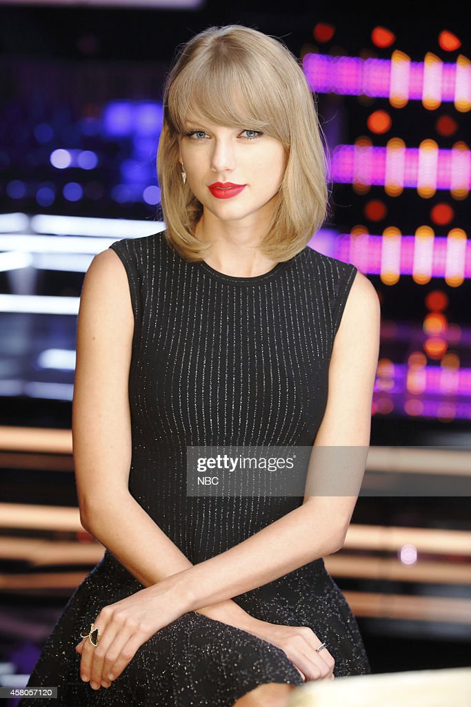 THE VOICE -- 'Knockout Reality' -- Pictured: <a gi-track='captionPersonalityLinkClicked' href=/galleries/search?phrase=Taylor+Swift&family=editorial&specificpeople=619504 ng-click='$event.stopPropagation()'>Taylor Swift</a> --