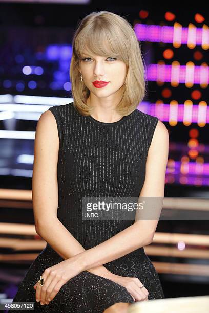 THE VOICE 'Knockout Reality' Pictured Taylor Swift