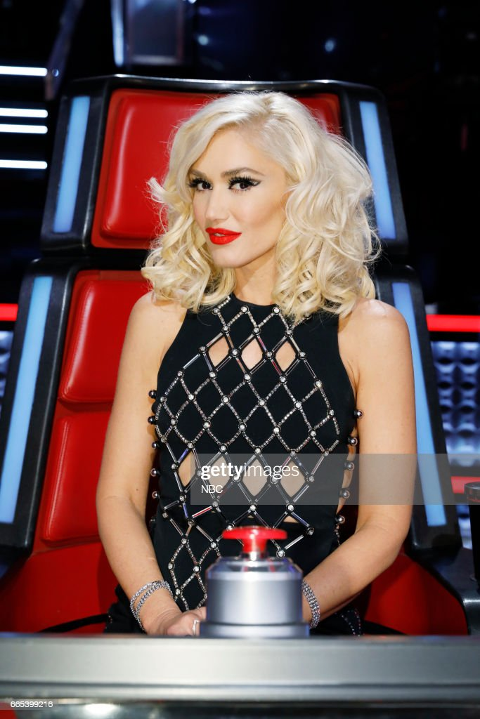 THE VOICE -- 'Knockout Rounds' -- Pictured: Gwen Stefani --