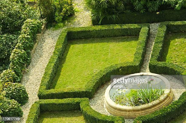 Jardin La Fran Aise Photos Et Images De Collection