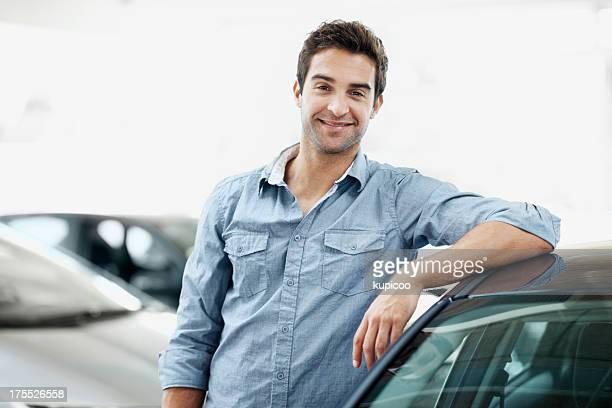 Ich weiß, dass alle über ein Auto kaufen