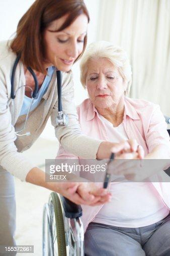 Knowledge is empowering - Senior Care