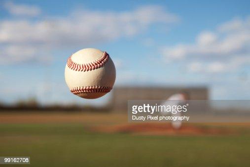 Knuckleball Pitch