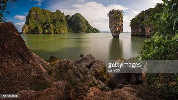 Ko Khao Phing Kan island
