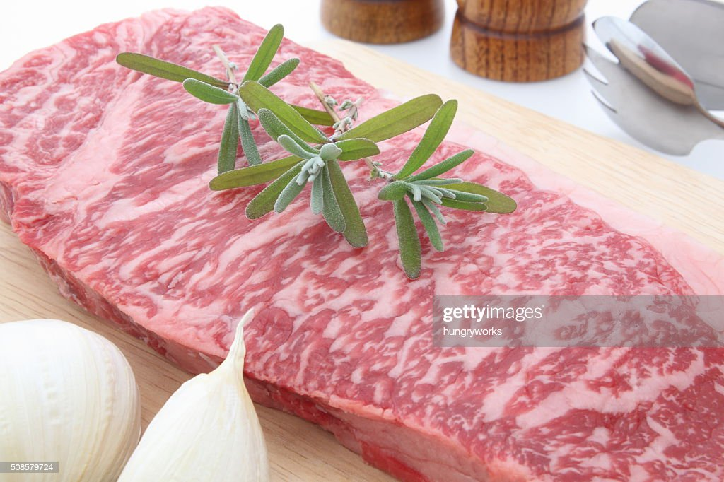 Kobe beef : Stock Photo