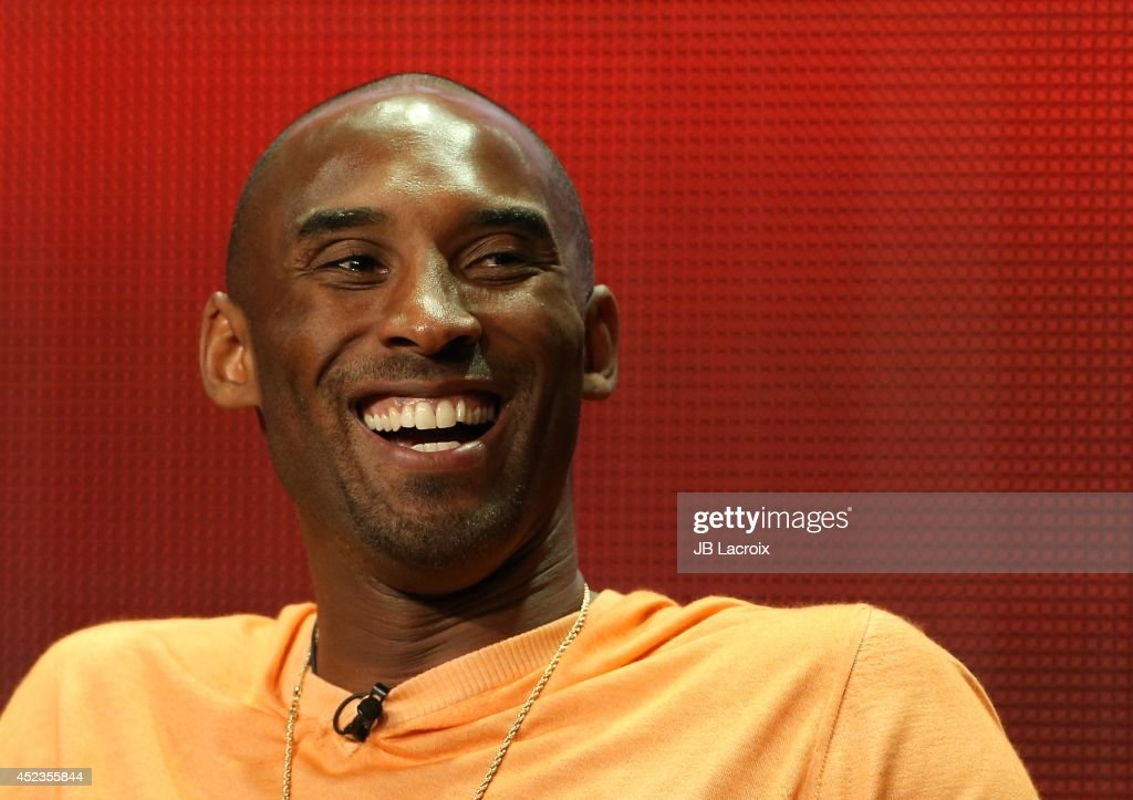 <a gi-track='captionPersonalityLinkClicked' href=/galleries/search?phrase=Kobe+Bryant&family=editorial&specificpeople=201466 ng-click='$event.stopPropagation()'>Kobe Bryant</a> attends the 2014 Summer Television Critics Association at The Beverly Hilton Hotel on July 18, 2014 in Beverly Hills, California.