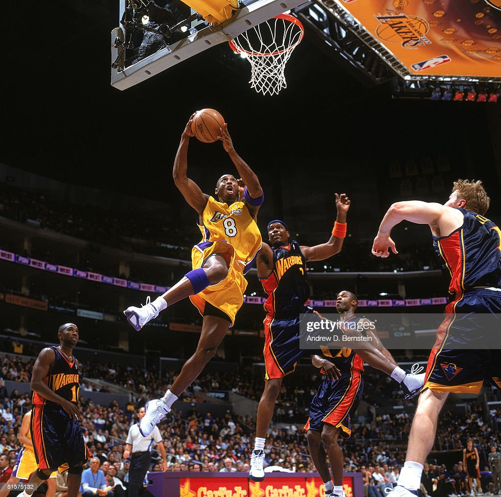 Golden State Warriors v Los Angeles Lakers s and