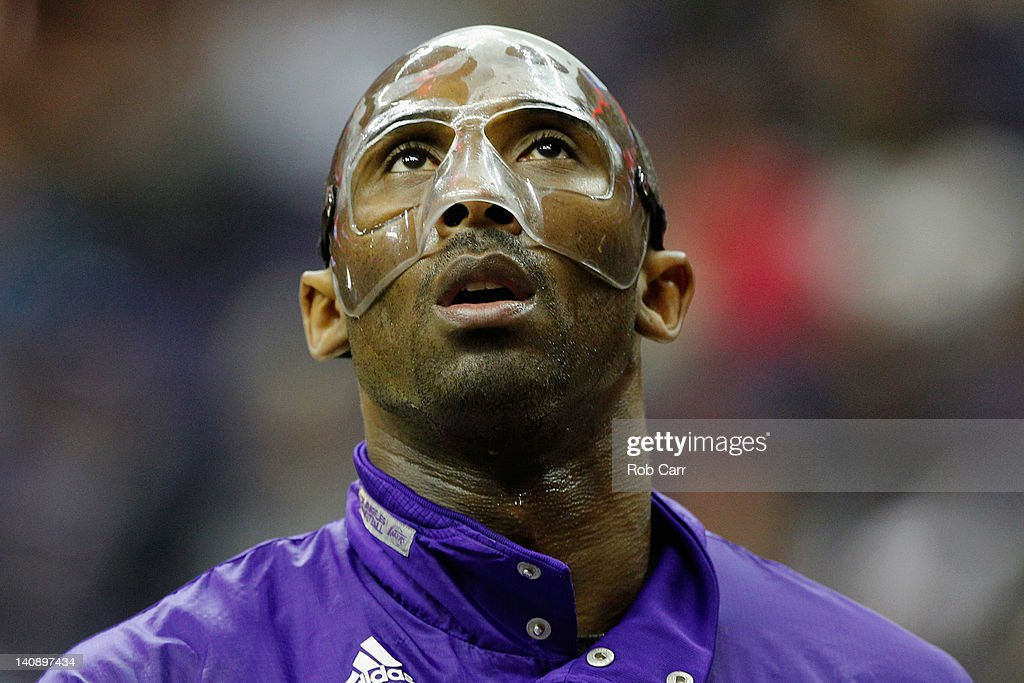 <a gi-track='captionPersonalityLinkClicked' href=/galleries/search?phrase=Kobe+Bryant&family=editorial&specificpeople=201466 ng-click='$event.stopPropagation()'>Kobe Bryant</a> #24 of the Los Angeles Lakers looks on during warms up prior to the start of the Lakers game against the Washington Wizards at the Verizon Center on March 7, 2012 in Washington, DC.