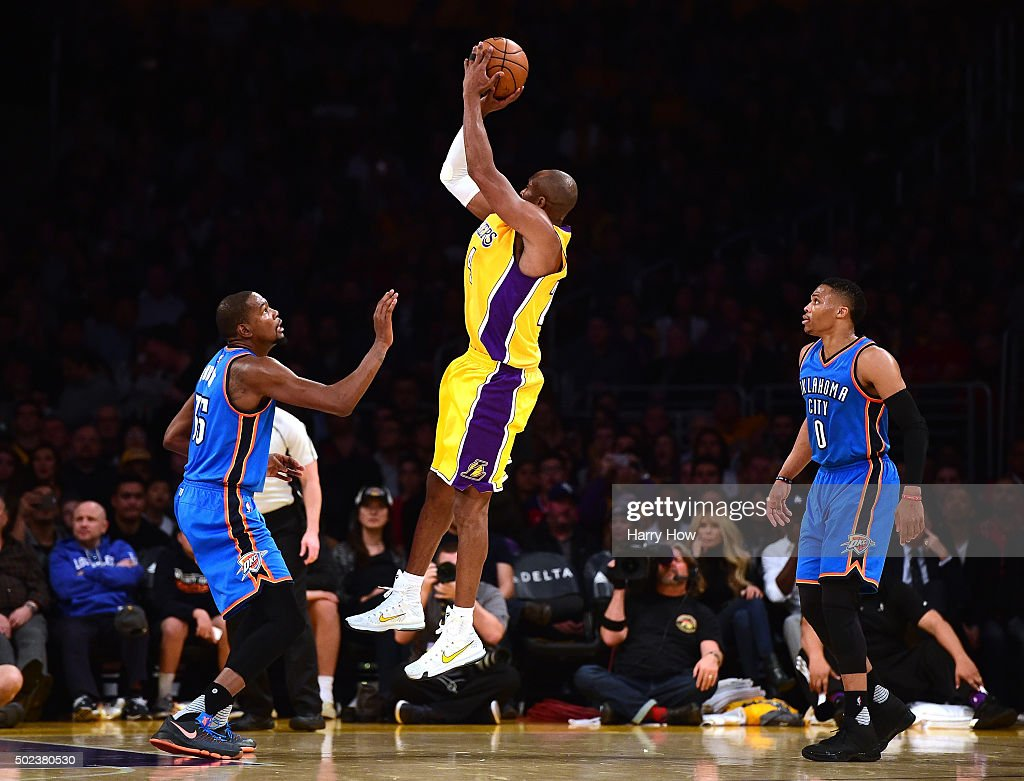 kobe bryant stock photos and pictures getty images