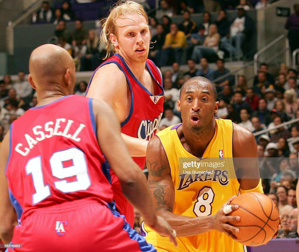 Los Angeles Clippers v Los Angeles Lakers s and