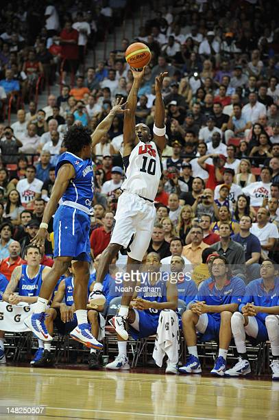 Dominican Republic Basketball Men Stock Photos and ...